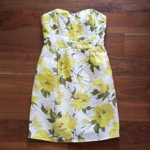 Kate Spade Wedding Belles Strapless Dress Size 4